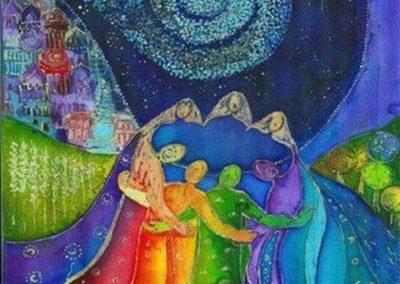 Sacred Dance Art